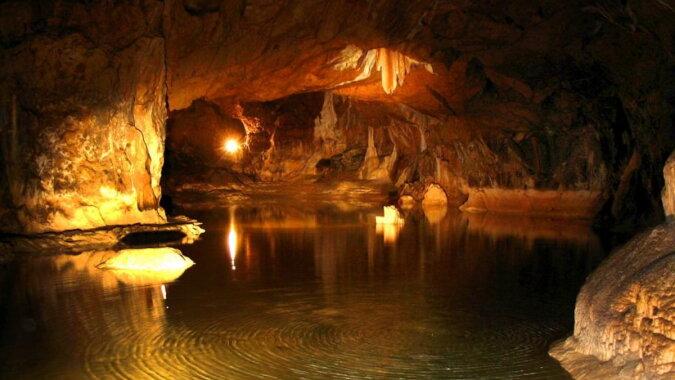 Grotte de Lombrives. Quelle: easyvoyage