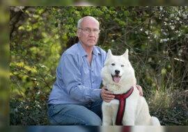 Der Mann mit dem Hund. Quelle: birminghammail
