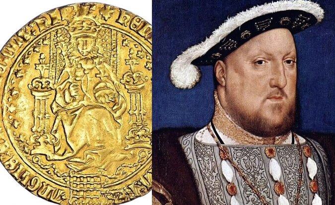 Heinrich VIII. Quelle:dailymail.co.uk