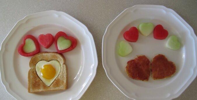 Frühstück. Quelle: Screenshot YouTube