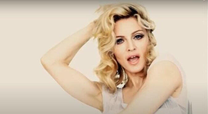 Madonna. Quelle: Screenshot YouTube