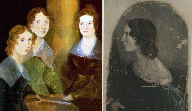 Arbeit von Emily Brontë. Quelle:dailymail.co.uk