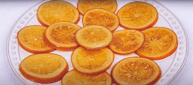 Geröstete Orange. Quelle: Screenshot YouTube