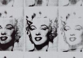 Das Bild von Marilyn Monroe. Quelle: birdinflight