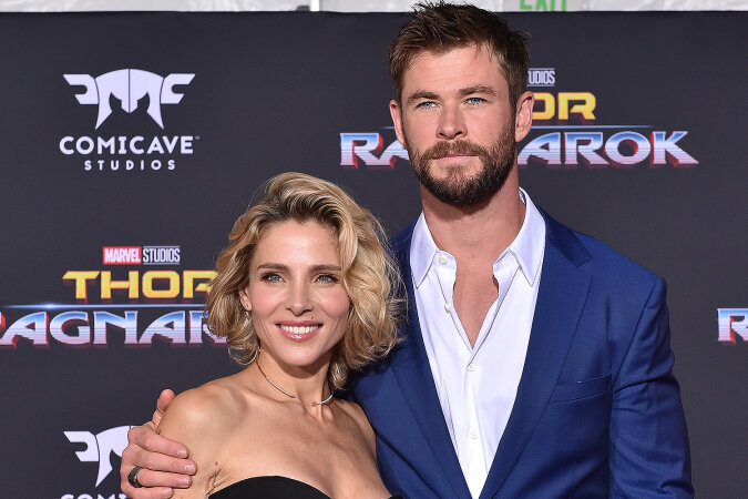 """""""Geduld und Arbeit"""": Chris Hemsworth teilt die Geheimnisse einer perfekten Ehe mit Elsa Pataky"""