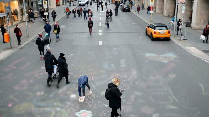 Eine Straße in Berlin. Quelle: tagesspiegel