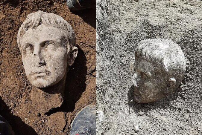 Augustus Caesar. Quelle:dailymail.co.uk