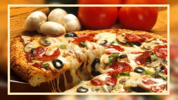Eine Pizza. Quelle: rabstol.com