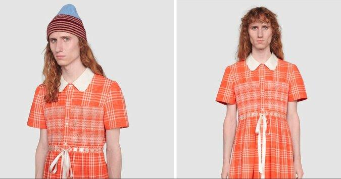 Mode der Zukunft: Gucci zeigte, wie der modische Mann der Zukunft aussehen muss