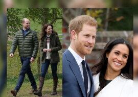 Herzog und der Herzogin von Cambridge. Quelle:dailymail.co.uk