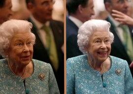 Britische Königin. Quelle: dailymail