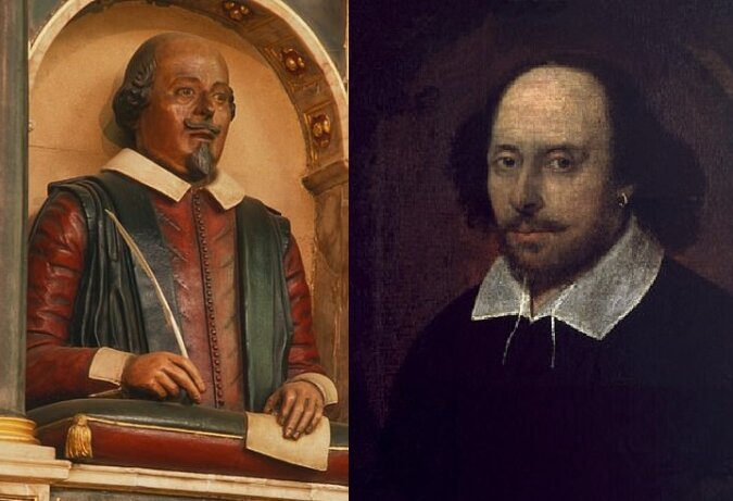 William Shakespeare. Quelle:dailymail.co.uk