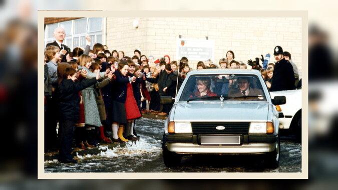 Das Auto der Prinzessin. Quelle: esquire
