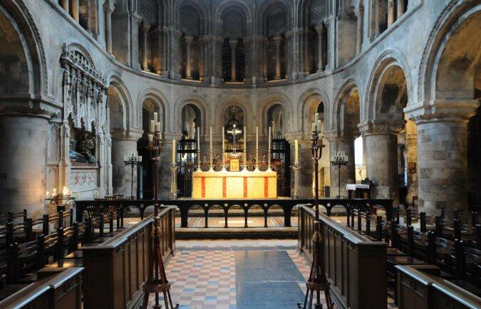 """""""Älteste Kirche in London"""": Warum Historiker über das Schicksal der Kirche, die Benjamin Franklin in den 1720er Jahren malte, besorgt sind"""