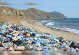 Meer und Müll. Quelle: pinterest