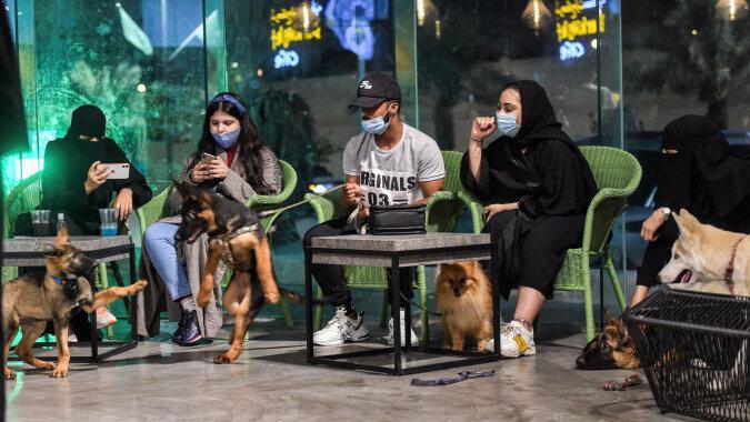 Entgegen der Tradition: In Saudi-Arabien ist das erste Café für Tiere eröffnet