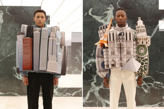 """""""Neue Mode"""": Designer zeigten Modetrends von 2021, die nur wenige Menschen zu tragen wagen"""