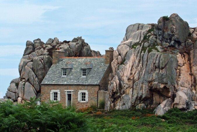 Castel Meur. Quelle:dailymail.co.uk