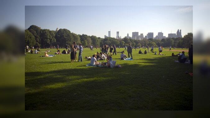 Central Park. Quelle: esquire