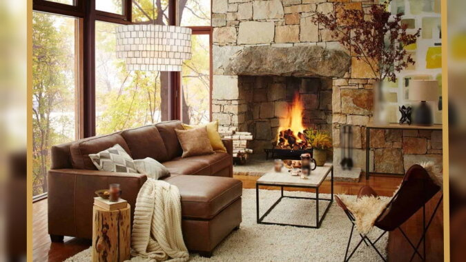 Ein gemütliches Zimmer. Quelle: mykaleidoscope.com