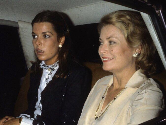 """""""Mütterliche Ermahnung"""": Grace Kellys Tochter Prinzessin Caroline enthüllt, was ihre Mutter ihr beigebracht hat"""