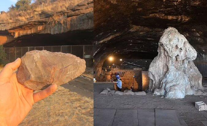 Die Wonderwerk-Höhle. Quelle:dailymail.co.uk