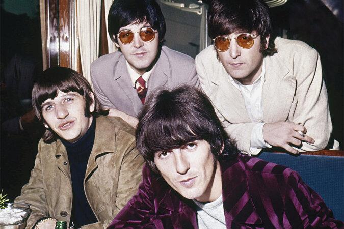 Einzigartige Bilder der Beatles und Rolling Stones wurden in den persönlichen Gegenständen eines wenig bekannten Fotografen gefunden