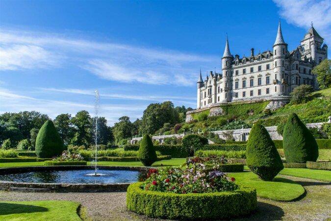 """""""Schätze der Aristokratie"""": Der Graf von Schottland beschloss, das seit Generationen verborgene Familiengut zu verkaufen"""
