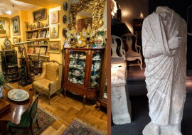Die gefundene Skulptur. Quelle: travelask