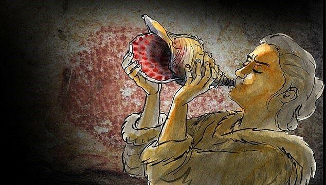 """""""Ruf aus der Vergangenheit"""": Wissenschaftler konnten das Musikinstrument """"spielen"""", das 18 000 Jahre alt ist"""