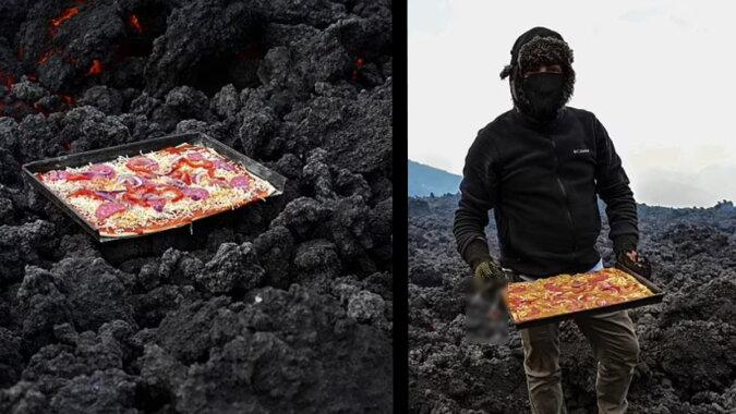 Pizza. Quelle:dailymail.co.uk