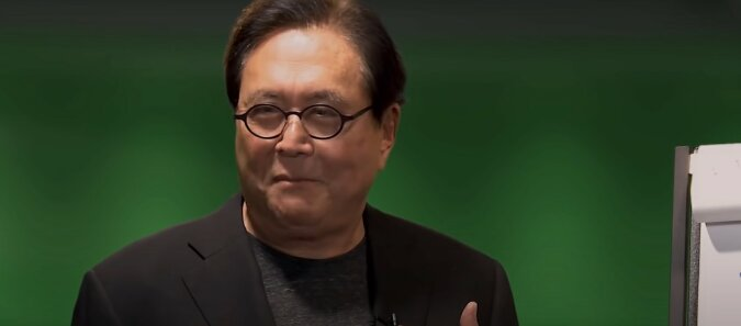 Robert Kiyosaki. Quelle: Screenshot YouTube