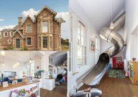 Ein atemberaubendes Einfamilienhaus. Quelle:dailymail.co.uk
