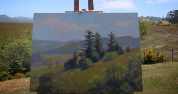 Gemälde. Quelle: Screenshot YouTube