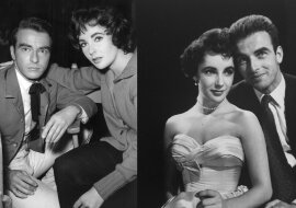 Elizabeth Taylor und Montgomery Clift. Quelle: dailymail.co.uk