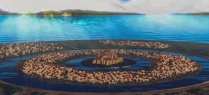 Atlantis. Quelle: Screenshot YouTube