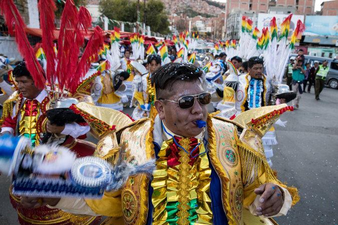 Ritual für viel Glück: Wie Bolivianer mit den Schädeln ihrer Vorfahren Erfolg ausbauen, die Einzelheiten sind bekannt geworden