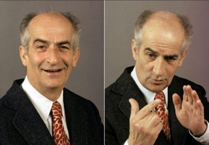 Knauser, Despot, Skandalist: was für ein Mensch der berühmte Komiker Louis de Funes war