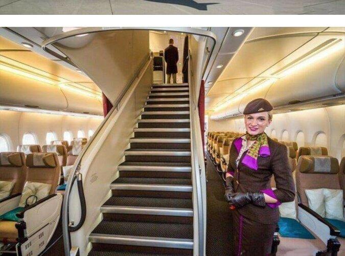 Das teuerste Flugzeug: Es gibt Bilder von ihm in den Netzen: teuer, reich