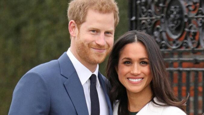 Prinz Harry und Meghan Markle. Quelle: ok-magazine
