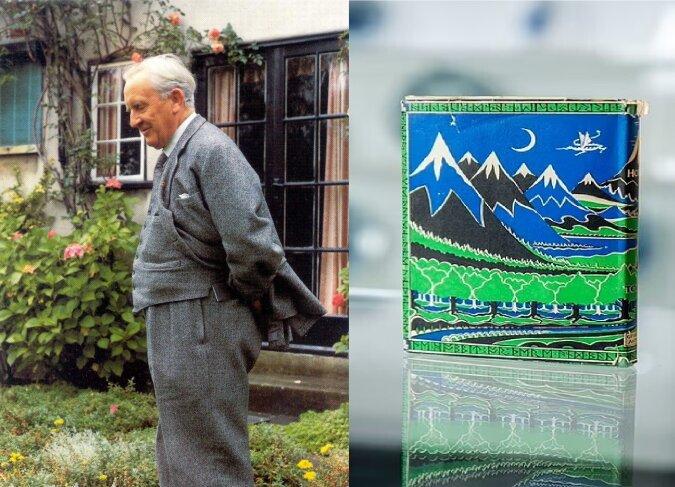Tolkien. Quelle:dailymail.co.uk