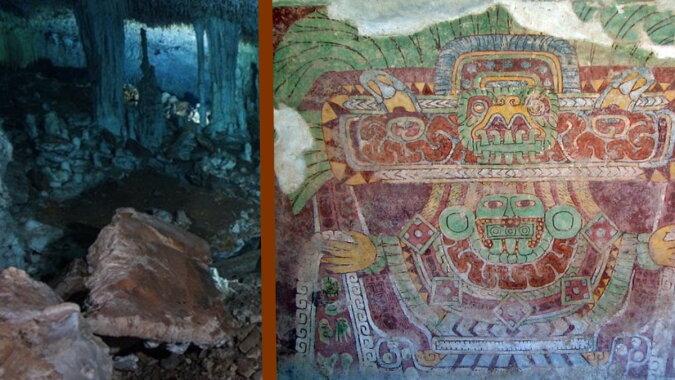 Ein Maya-Bergbau. Quelle: nubenews