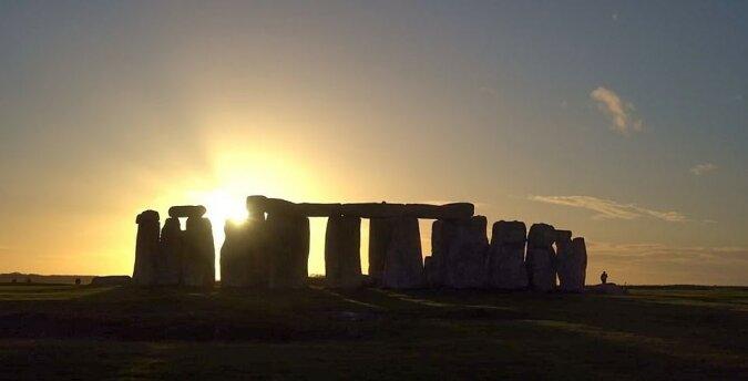 """""""Geheimnis von Stonehenge"""": Wie die Wintersonnenwende aus der Perspektive des berühmten astronomischen Denkmals aussah"""