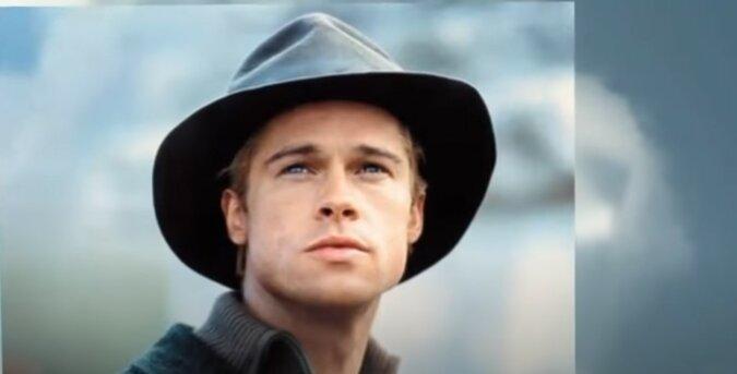 Brad Pitt. Quelle: Screenshot YouTube