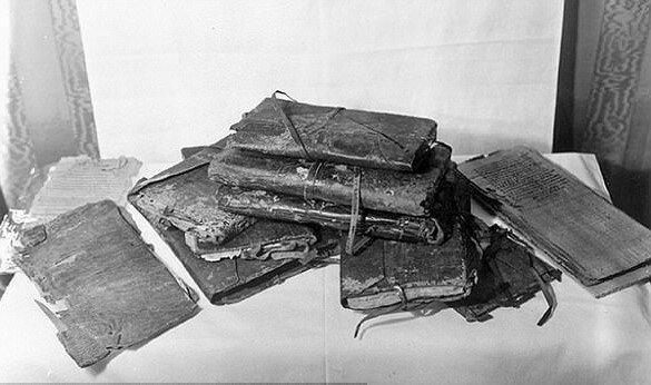 In der Oxford-Bibliothek fand man den Text der Lehren von Jesus, der an seinen jüngeren Bruder gerichtet war, Details