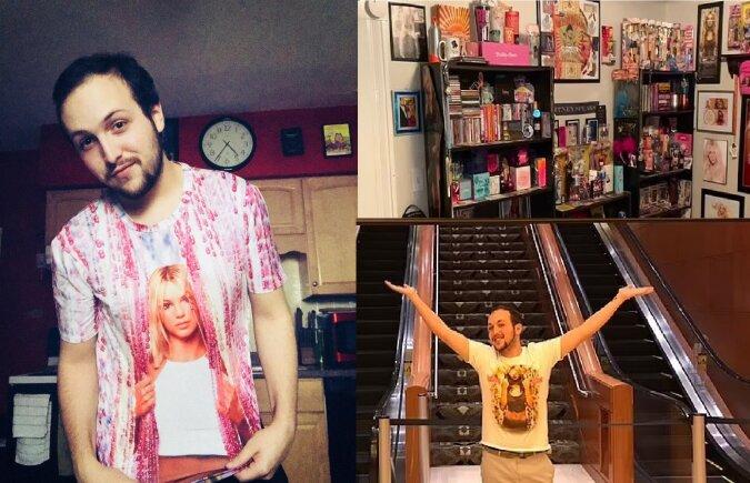 Merch für Britney Spears. Quelle:dailymail.co.uk