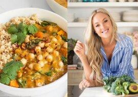 Sahne-Curry-Rezept. Quelle:dailymail.co.uk