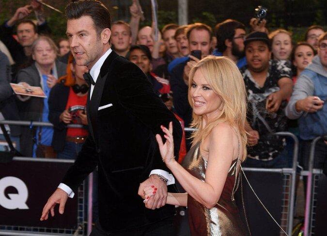 """""""Australische Hochzeit"""": Kylie Minogue weckte das Interesse der Öffentlichkeit, indem sie über die Ehe mit ihrem Geliebten erzählte"""
