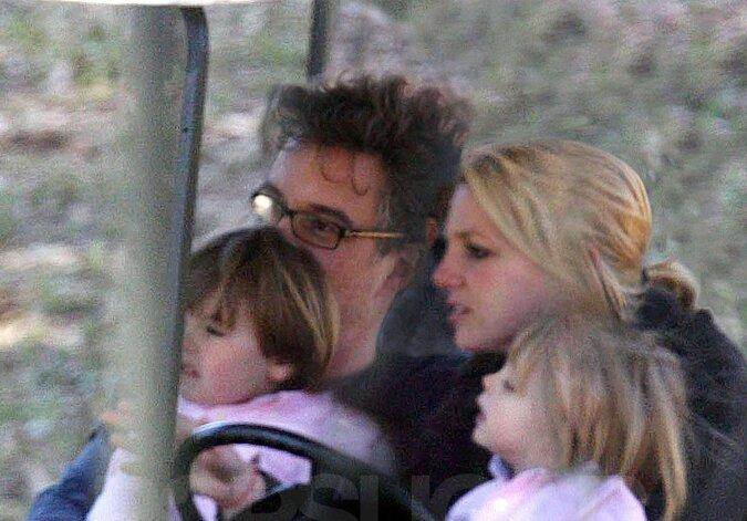 Söhne von Britney Spears. Quelle:dailymail.co.uk
