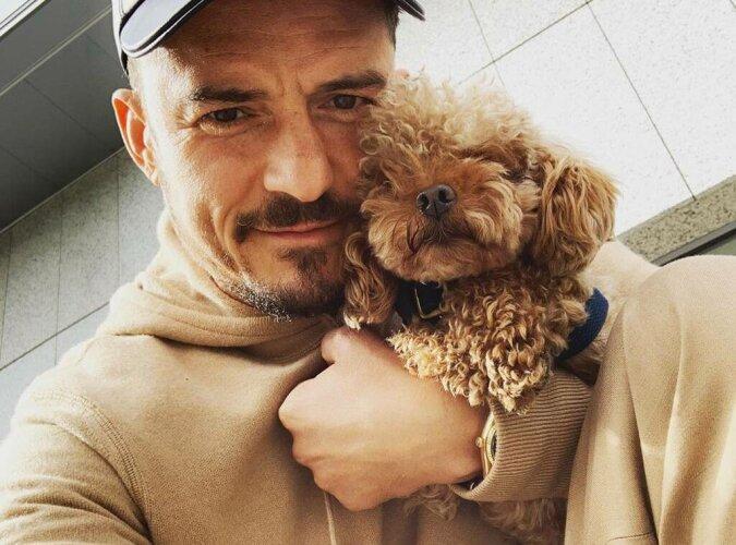 """""""Freund für Tochter"""": Orlando Bloom erzählte über ein neues Familienmitglied"""